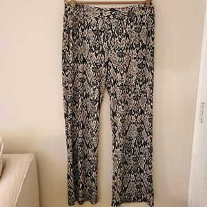 Luxury Resort Palazzo Pants